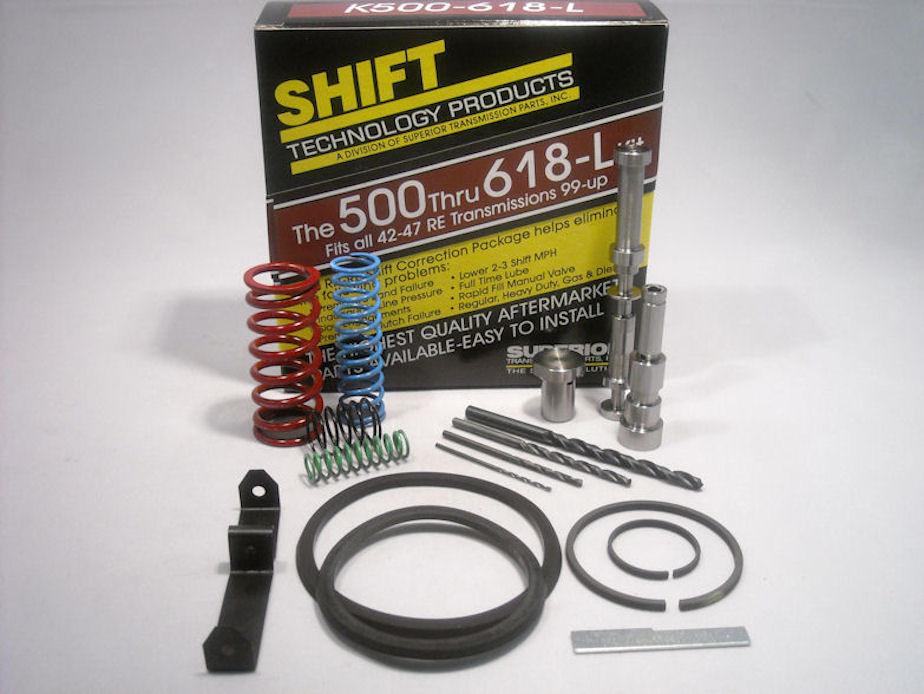 42re    46re    47re  Shift Correction Package 1999-2004   K500-618-l - Patc