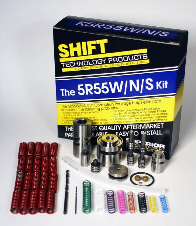 5R55W/N/S SHIFT KIT