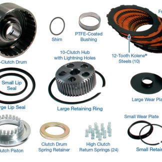 28756-01K PG 10-Clutch Drum Kit