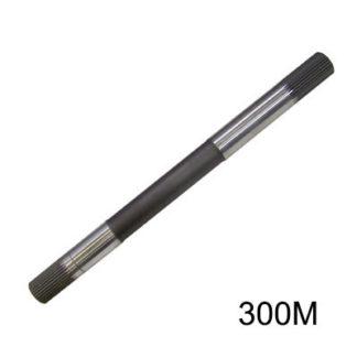 4R100, 5R110, 1995 up E4OD Billet Input Shaft 300M Sonnax 36670-HD