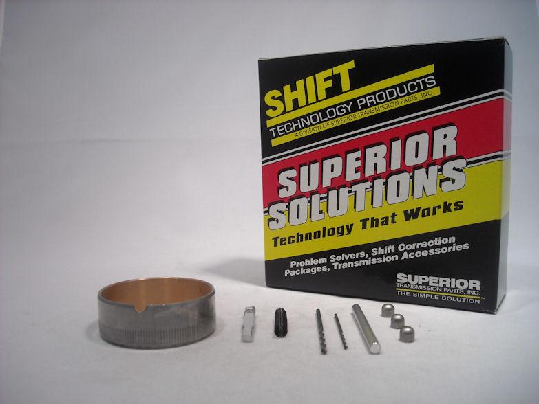 K062 E4OD Pump Correction