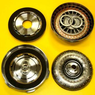 4L60E / 4L65E / 4L70E Torque Converter 10 1/2″ Billet 4 Clutch LS1 Type, #MR-3L.