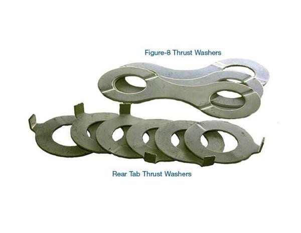 figure 8 thrust washers