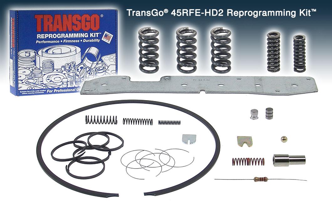 Hd2 Reprogramming Kit