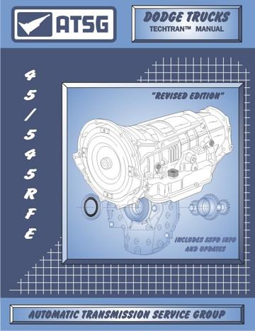 dodge 45rfe transmission rebuild kit