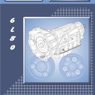6L80E / 6L90E ATSG TECH MANUAL 104400A