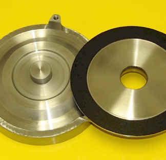 """""""4L60E Torque Converter"""" LS1 4L60E / 4L65E and 4L70E, Mega Raptor-2L, 10 1/2 inch Billet. #MR-2L"""