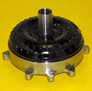 E4OD 4R100 Torque Converter Ford Lightning 9 1/2 Inch Full Billet Converter Number 3L