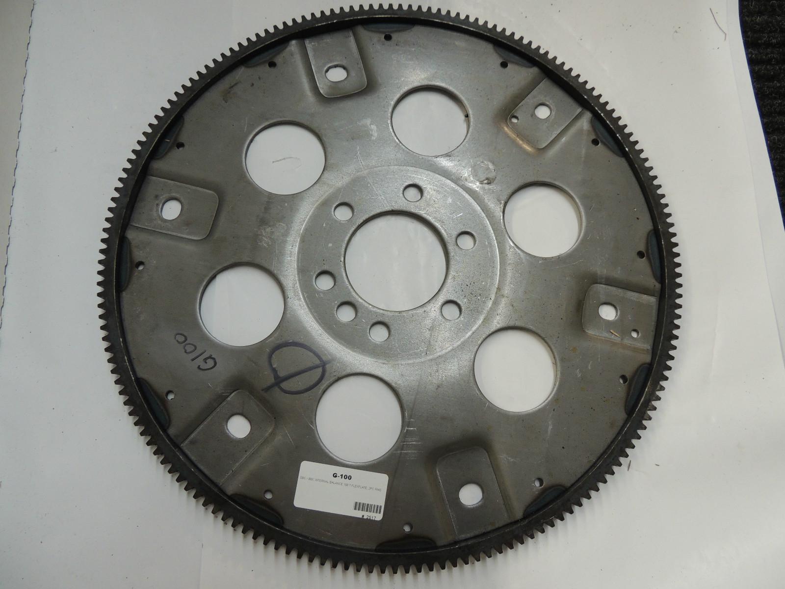Flywheel Flexplate G100 Chevy 350 Motor 14 18 Inch Diameter