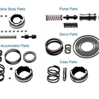 servo parts