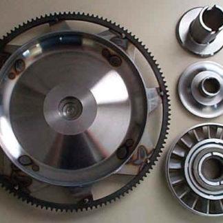 518 / 727 Torque Converter, 9 inch billet Torque Converter, NON-LOCK-UP. #7D