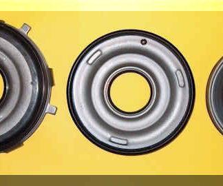 057670B, 4L60E Molded Piston Kit / Bonded Piston Kit. 3-4 Clutch, Forward Clutch, Overrun Clutch.