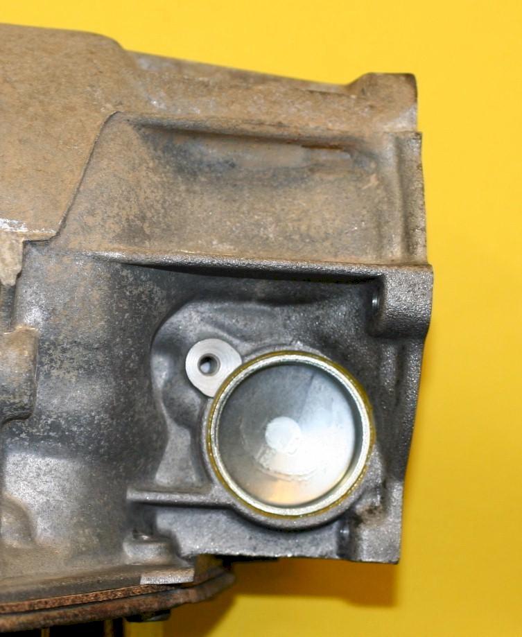TH400 Speedometer Block Off Plug