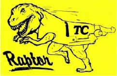 700 Raptor Logo