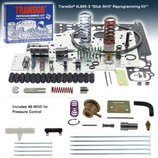 4L80E-3 Quadzilla 4L80E Reprogramming Kit With Full manual shifts
