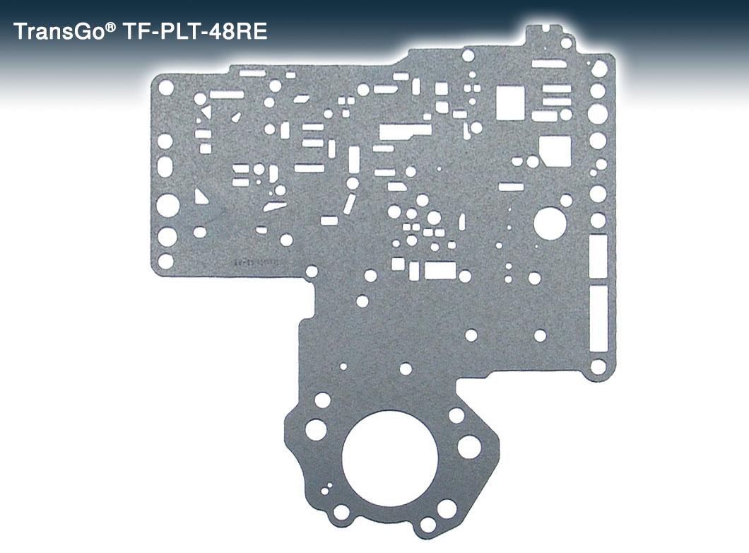 Seperator plate