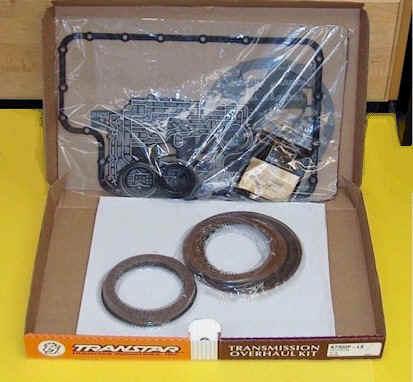 5R110W master kit 2003-2004