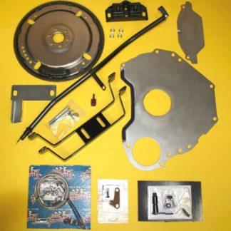 Mustang AOD Conversion Kits | AOD TV Cable Adjustments