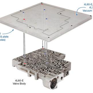 4L60e vaccuum test plate kit