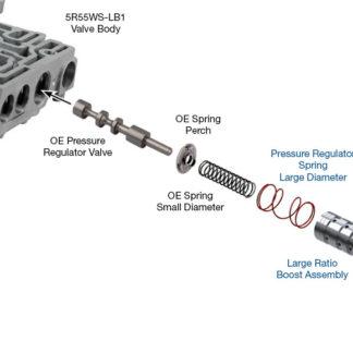 5R55WS-LB1 5r55w 5r55s Performance Pressure Valve
