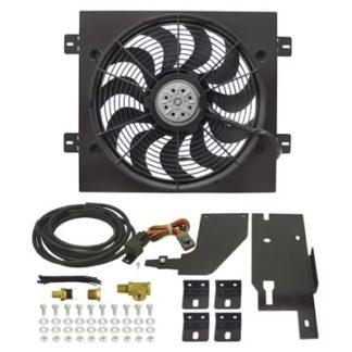Derale Jeep Wrangler Direct-Fit Fan Kits 20161
