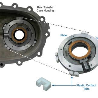 Transfer Case Pump Plate Kit #100246-02K, New Process 230 & 240 Series, NP 136, 149, 236, 246, 261, 263
