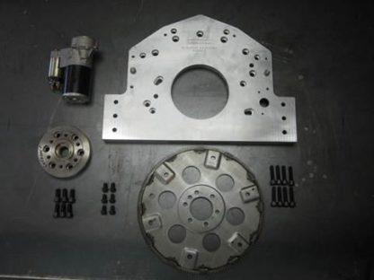 SE1000101 Seagrave V12 to Chevy V8