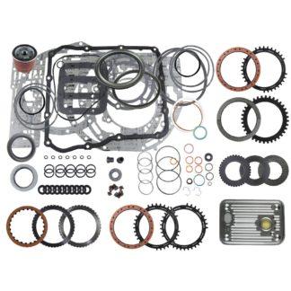 Allison 1000 G3 Super Master Kit with Kolene Steels, 5 Power Packs and Filters 152903CSK, 2006 – 2009